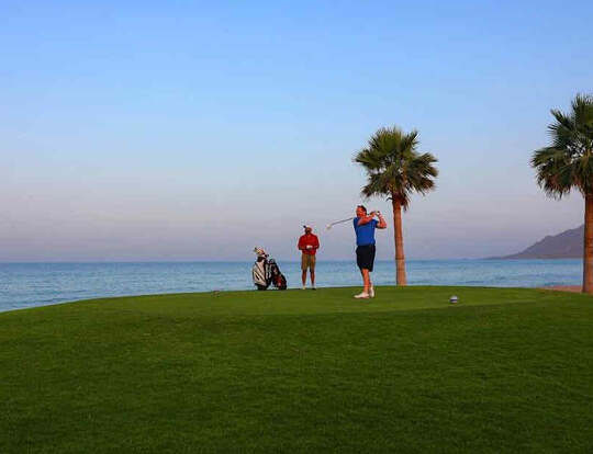 Troon Family Golf @ Ajman
