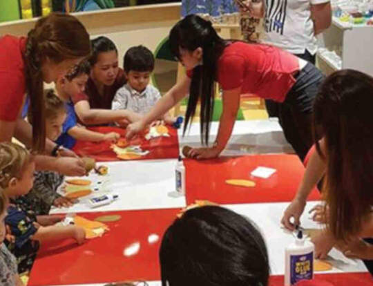 Toddler Playgroup @ Dubai