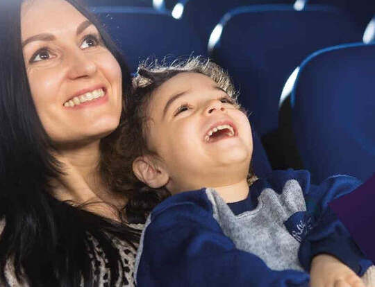 Mommy Movie Mornings @ Reel Cinemas @ Dubai
