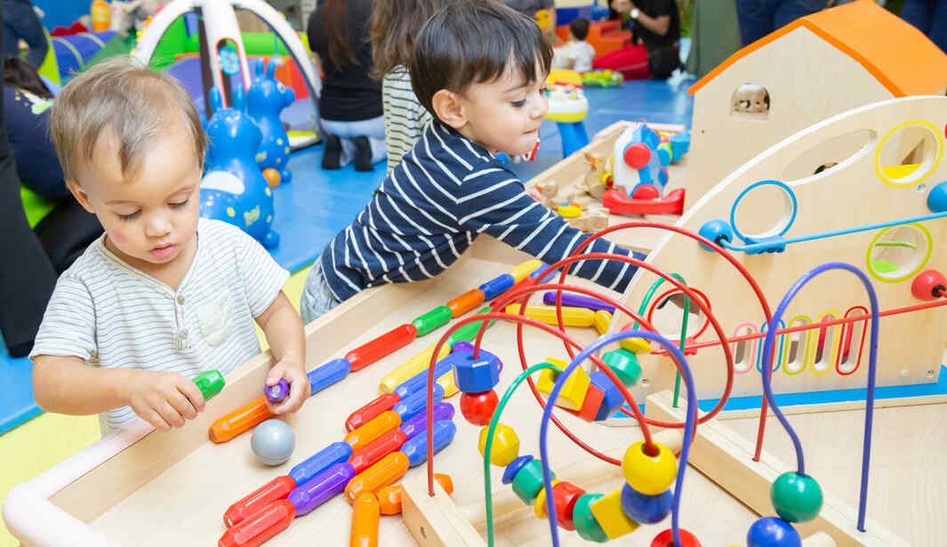 AED 45 for 2hrs Play @ Smart Start Centre @ Dubai