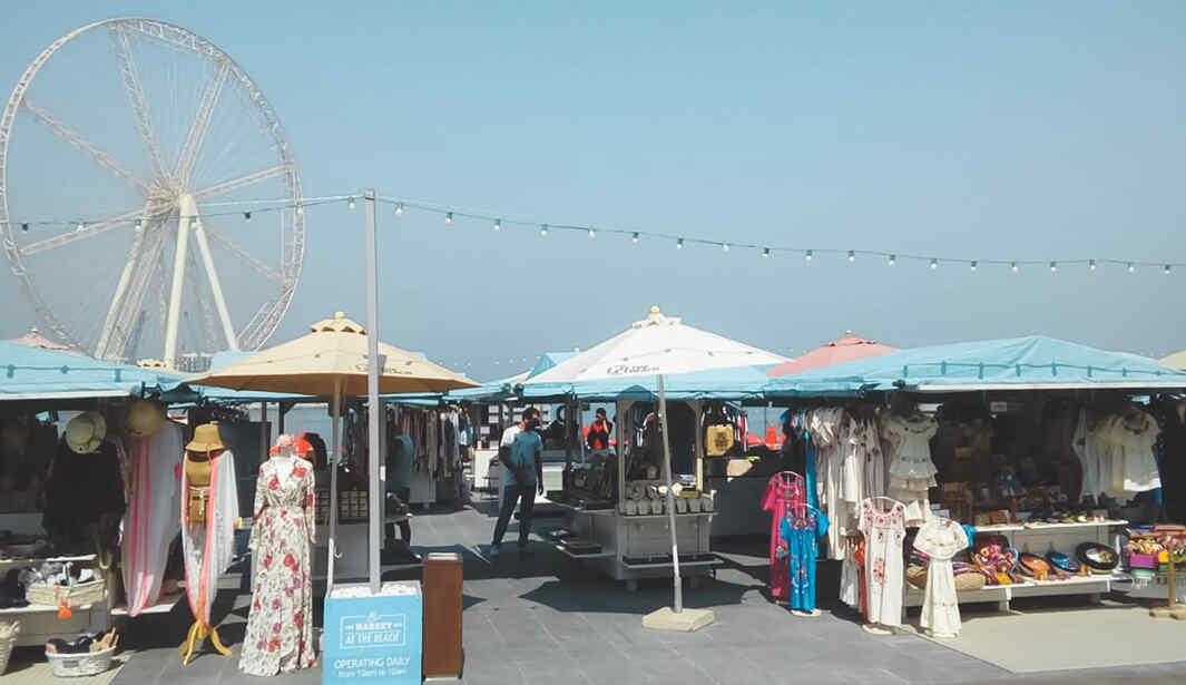 The Market at The Beach @ Dubai