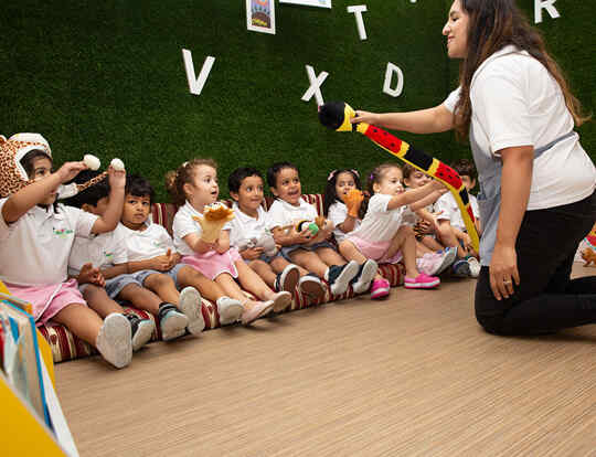 FREE Winter Camp When You Register at Green Grass Nursery @ Dubai