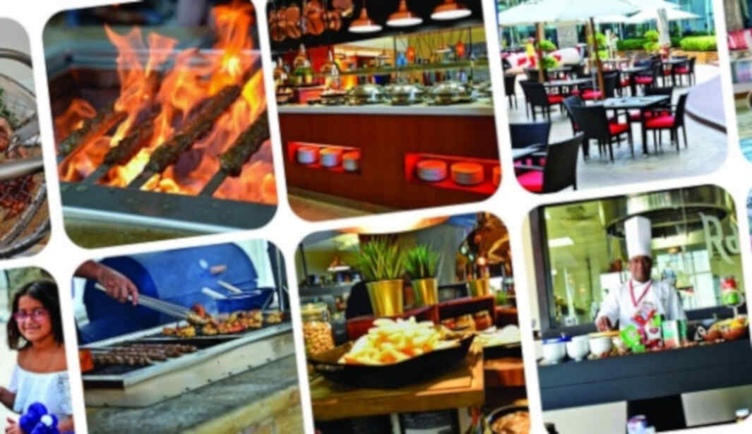 Fire & Spice Brunch with Kids Club Access @ Abu Dhabi