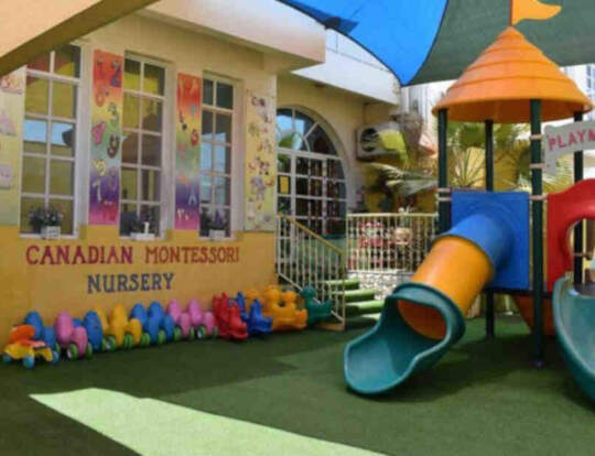 Canadian Montessori Nursery @ Sharjah