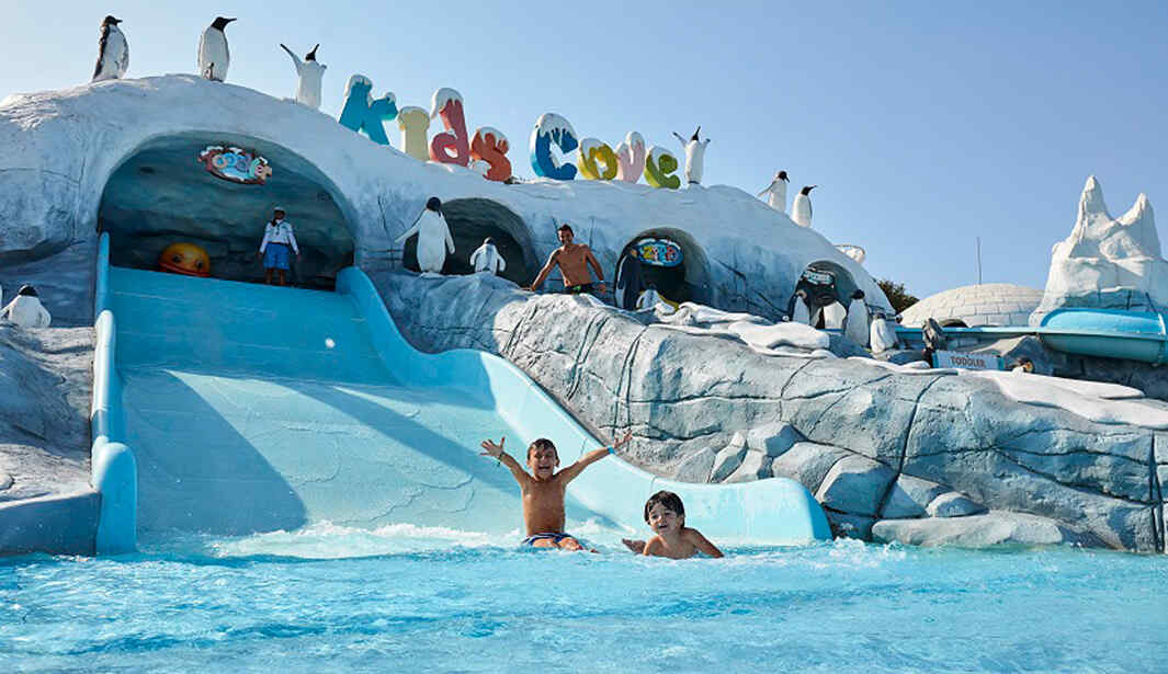 Ice Land Water Park @ Ras Al Khaimah