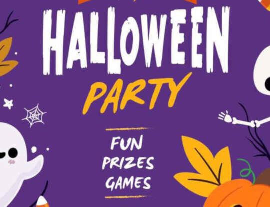 Kids Halloween Party @ Chubby Cheeks @ Ras Al Khaimah