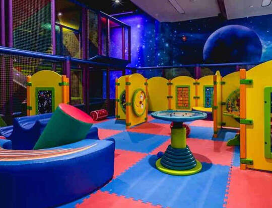 Soft Play Park @ Magic Planet @ Dubai