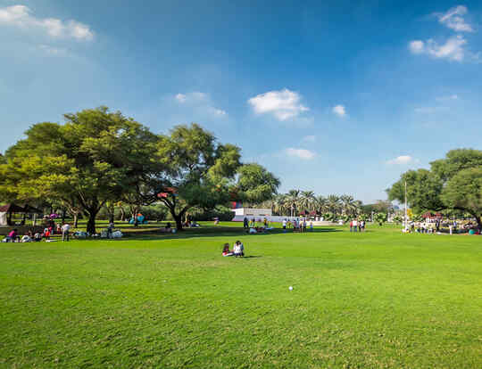 Creek Park @ Dubai