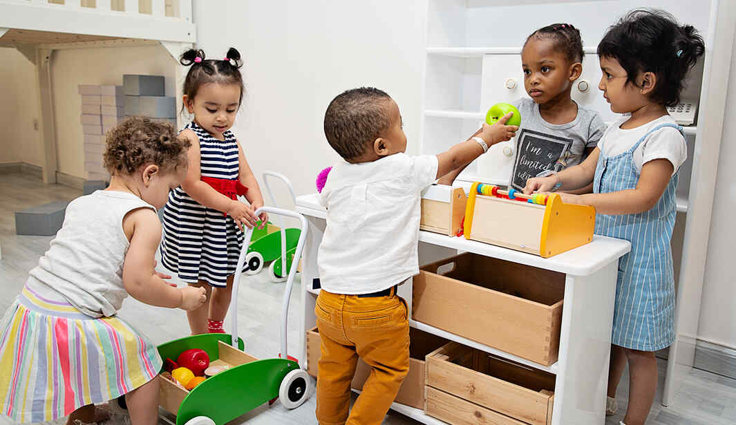 Stay and Play Sessions @ The Little Dreamers Nursery @ Dubai