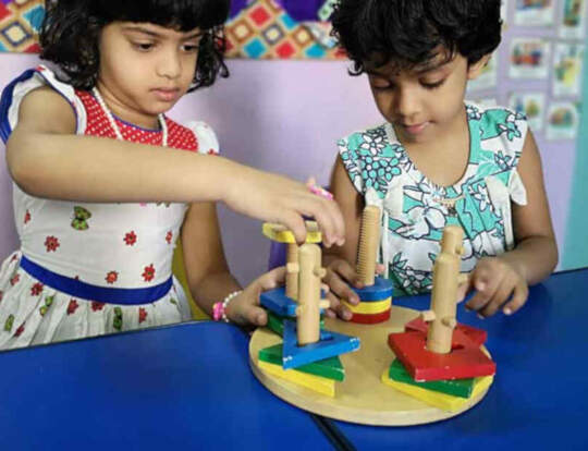 Kids Paradise Nursery @ Sharjah
