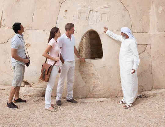 Hili Archaeological Park @ Al Ain