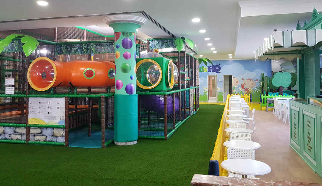 Buy 1 Get 1: 2hr Session @ Kids HQ @ Dubai