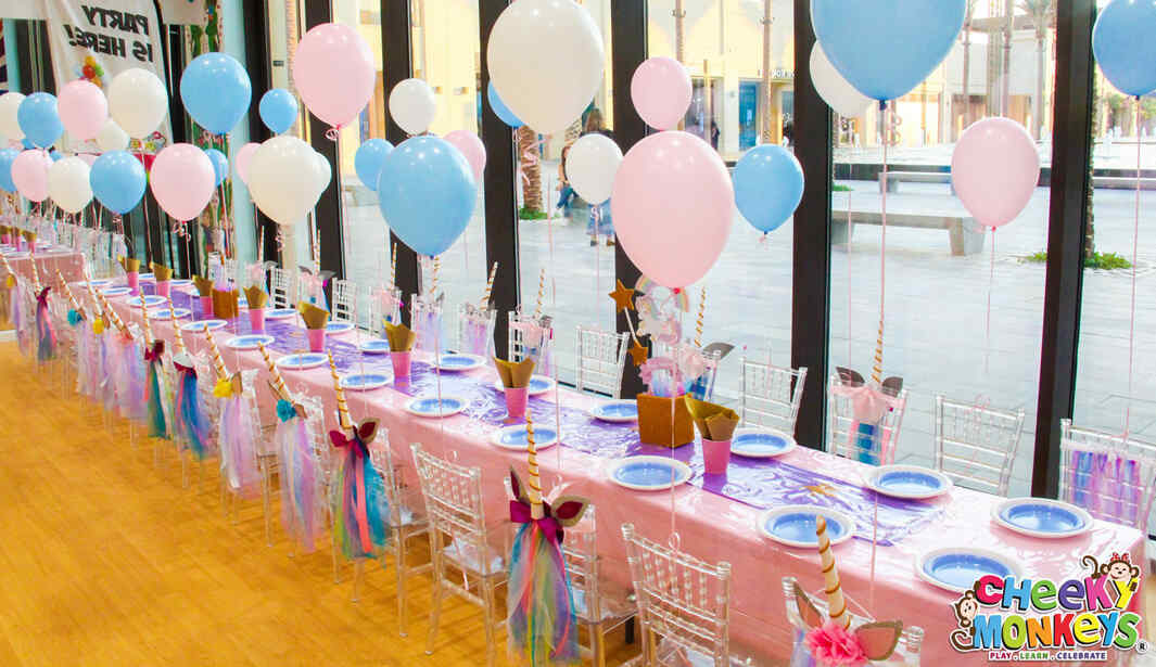 10% off Birthdays @ Cheeky Monkeys @ Dubai
