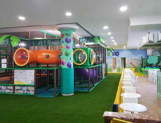 AED 49 for 2hrs Play @ Kids HQ @ Dubai