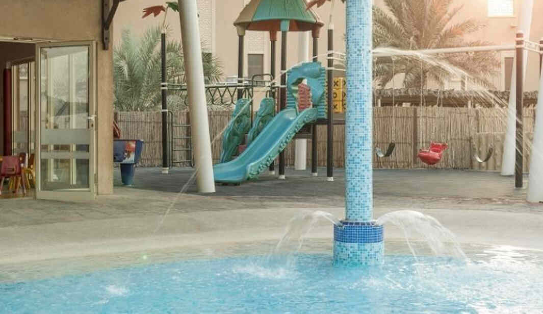 Beach Access @ Coral Beach Resort Sharjah @ Sharjah