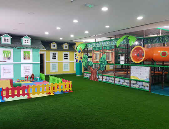 Kids HQ @ Dubai
