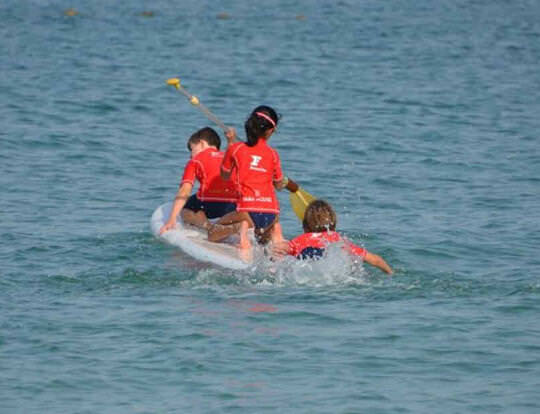 Pirates Surf Rescue Team @ Dubai