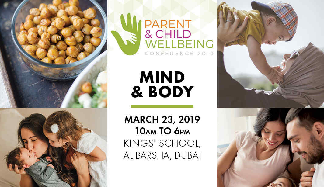 Parent & Child Wellbeing Conference 2019 @ Dubai