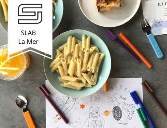 Kids Eat FREE @ Slab @ Dubai