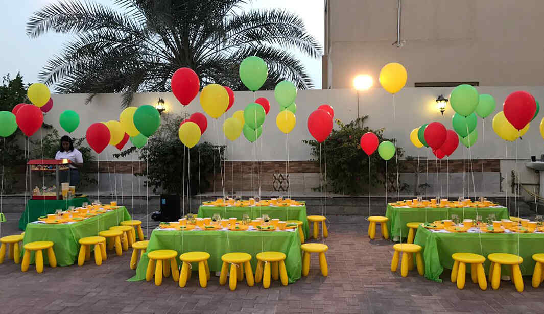 20% off Kids DXB Birthday Party Packages @ Dubai