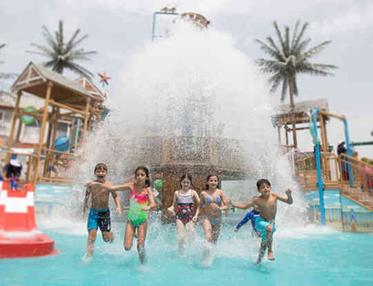 Birthdays @ Laguna Waterpark (DXB Venues) @ Dubai