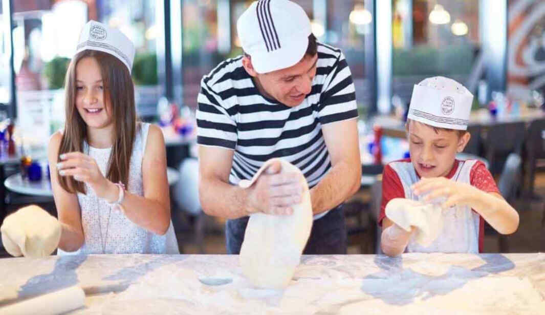 Pizza Making Saturdays @ Pizza Express @ Ajman