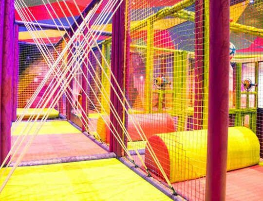 Soft Play Park @ Magic Planet @ Sharjah