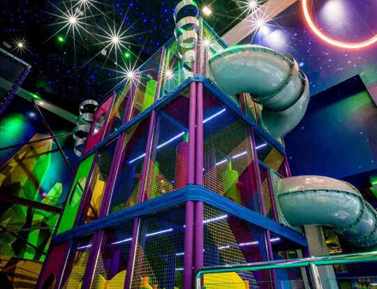 Soft Play Park @ Magic Planet @ Al Ain