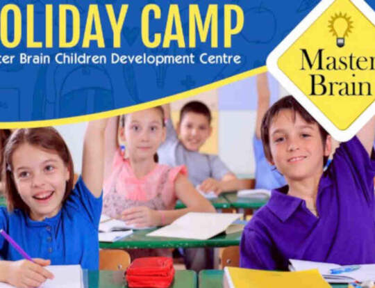 Master Brain Holiday Camp @ Dubai