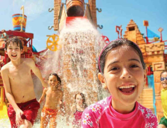 Summer Adventurers @ Atlantis, the Palm @ Dubai
