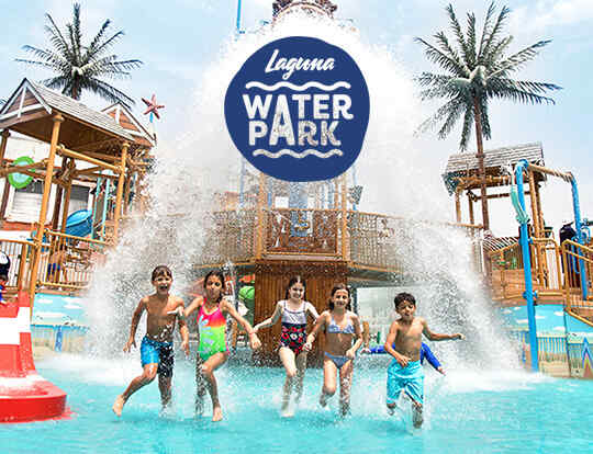 AED 1 Entry @ Laguna Waterpark @ Dubai