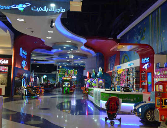 Magic Planet @ Sharjah