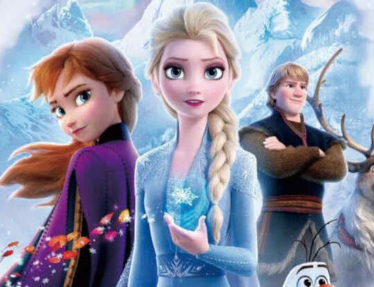 Frozen 2 @ Sharjah