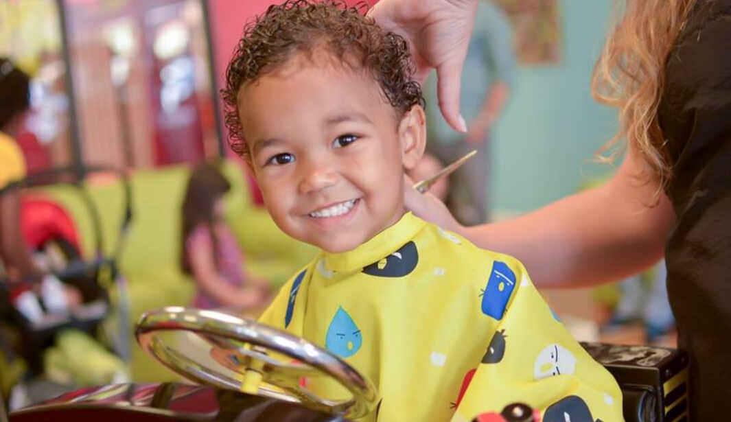 Haircut & Free Play @ Caboodle @ Dubai