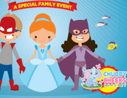 Superhero & Princess Dress-Up Day @ Ras Al Khaimah