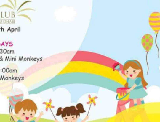 Music Monkeys @ Abu Dhabi