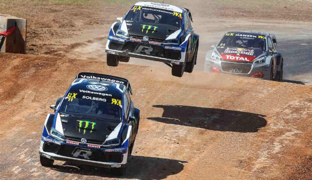 FIA World Rally Cross Abu Dhabi @ Abu Dhabi