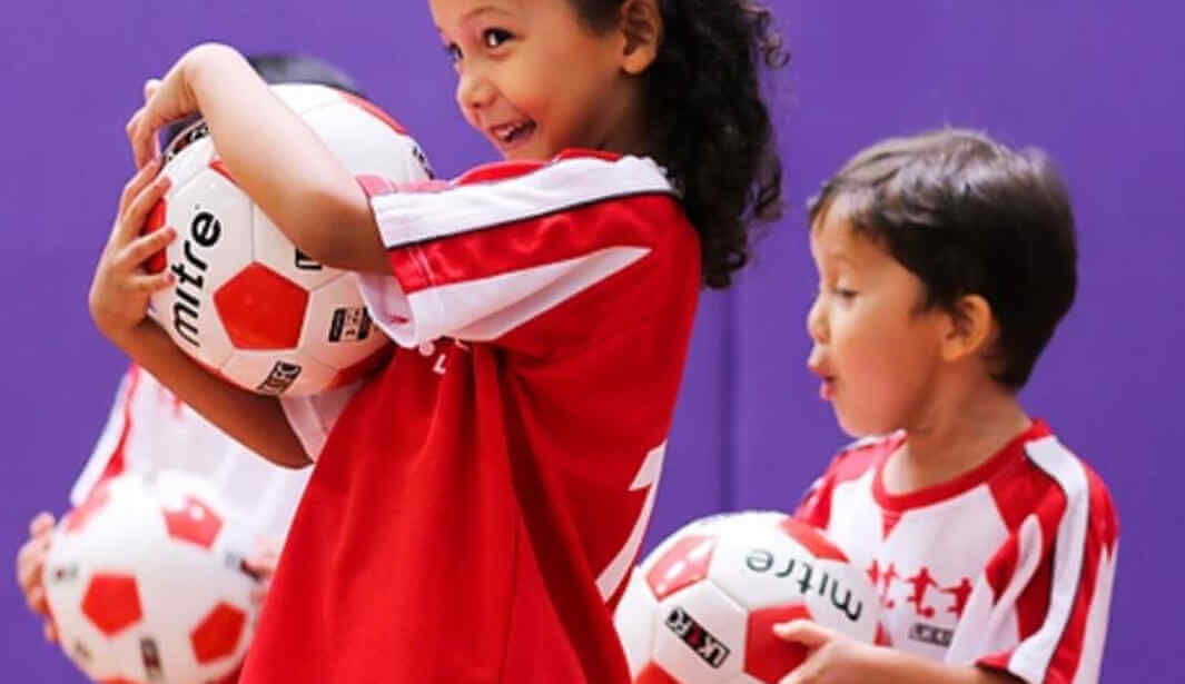 Little Kickers at Fitness First @ Dubai