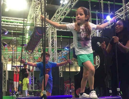 Ninja Warrior Academy & Mini Mudder Offer @ Dubai