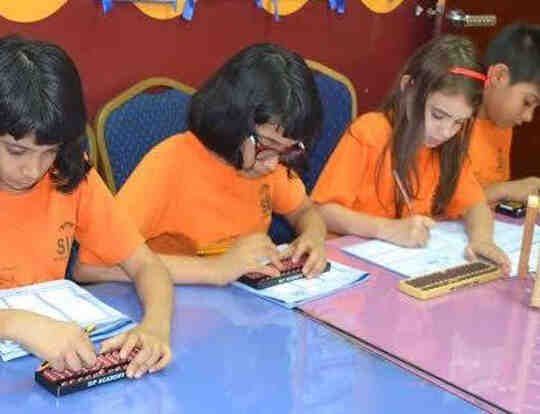 Abacus & Brain Gym at SIP Academy @ Dubai