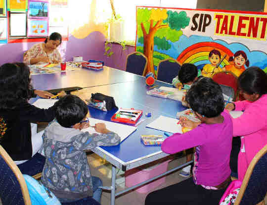 Handwriting at SIP Academy @ Dubai