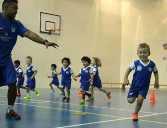 The Dribblers by IFA Sport @ Dubai