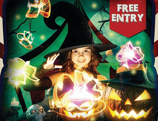 Kids Halloween Party @ Town Centre Jumeirah @ Dubai