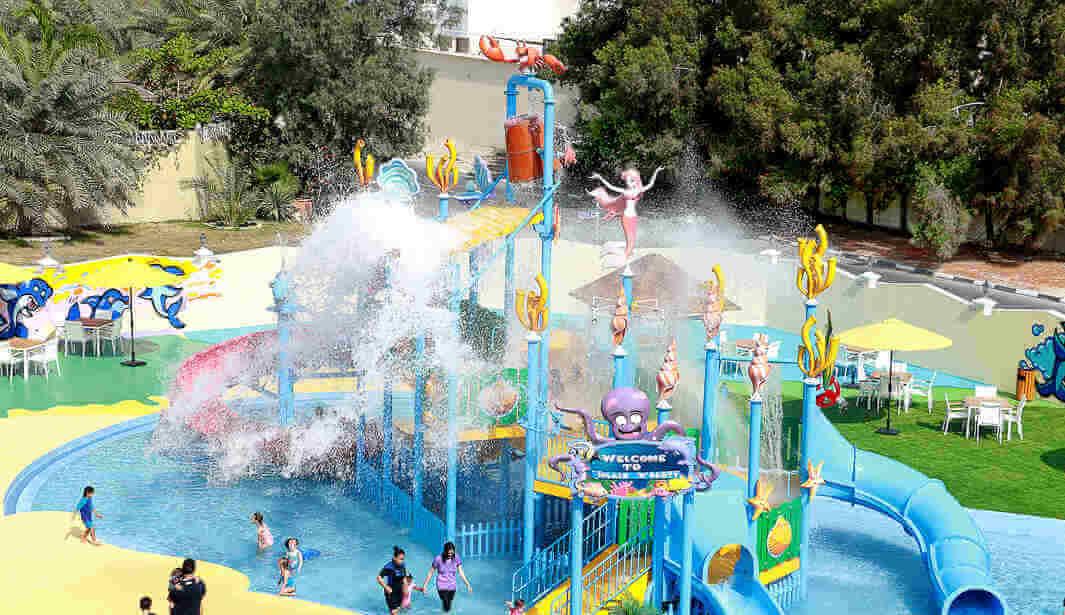 Splash N Party @ Dubai