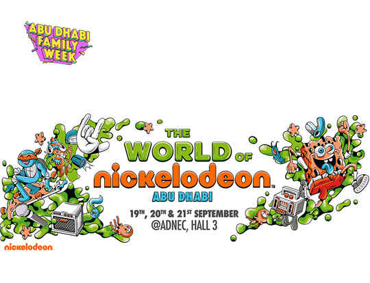 The World of Nickelodeon @ Abu Dhabi
