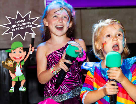 FREE Kids' Entry at Fam Jam @ Lucky Voice @ Dubai