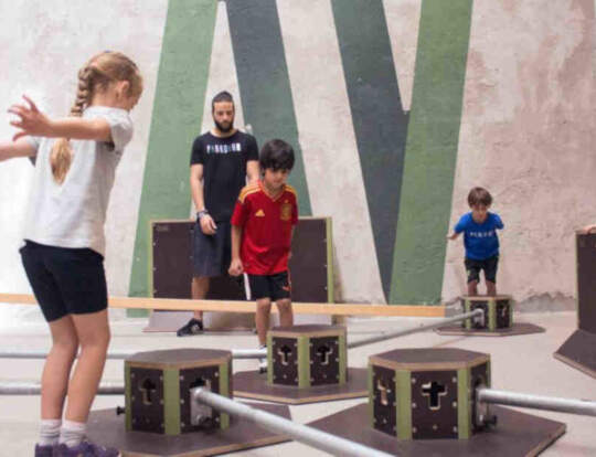 Parkour Birthdays @ Parkour DXB @ Dubai